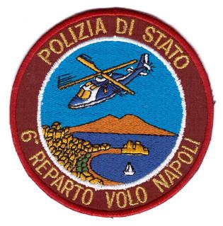 Polizia di Stato (6 Flugabteilung Napoli