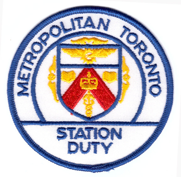 Stadtpolizei Toronto Station Duty.jpg