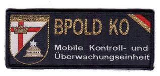 Rheinland-Pfalz-Kontroll-Überwachungsein