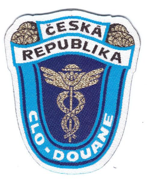 Zoll Douane Customs Tschechische-Republi