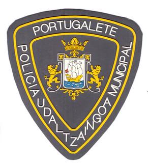 Policia Municipal Portugalete Baskenland