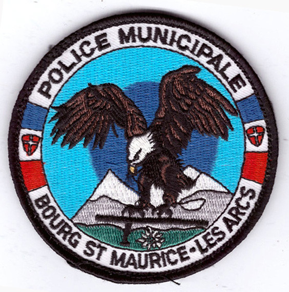 Police Municipale Bourg St Maurice les A