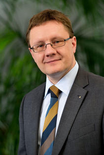 Christian Bock  Direktor EZV