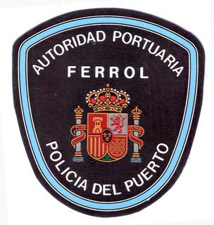 Hafenpolizei Ferrol, Galizien.jpg