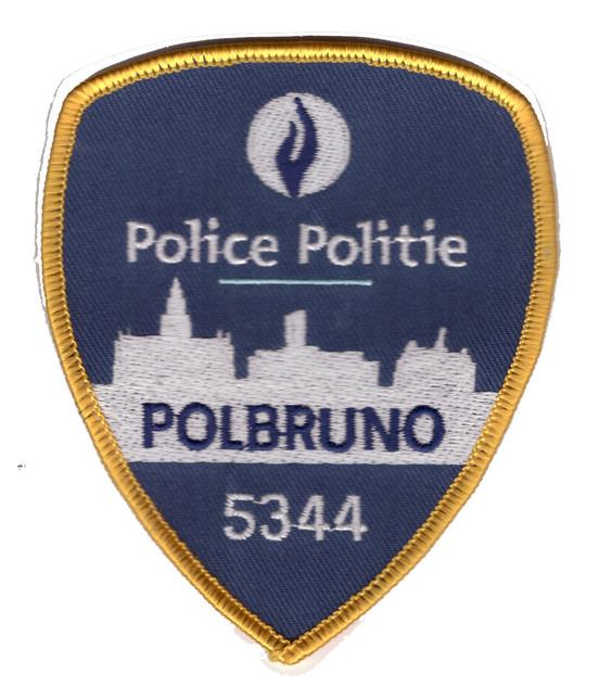 Politie Stadtpolizei Polbruno Belgien.jp