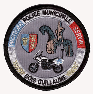 Police Municipale Bois Guillaume-Normandie