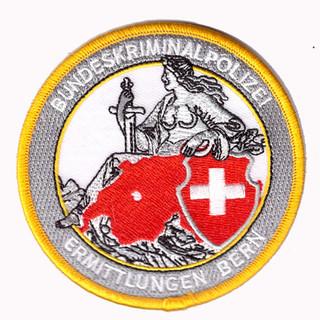 Bundeskriminalpolizei Ermittlungen Bern.