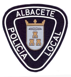 Policia Local Albacete Castilien- la Man