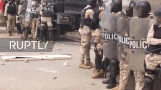 Haiti Police.WMV