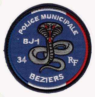Police Municipale Beziers