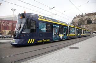 Tram-Garde-Frontière