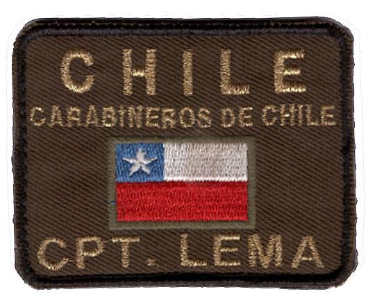 Carabinieros Namensschild.jpg