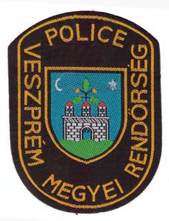 Regionalpolizei Veszprem Ungarn.jpg