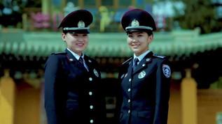 Mongolian Police.WMV