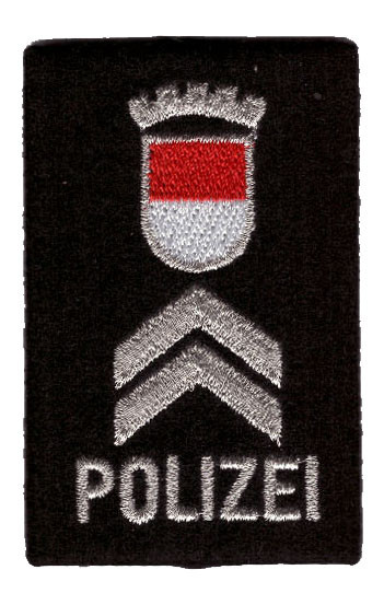 Patte Stadtpolizei Solothurn-Kanton Solo