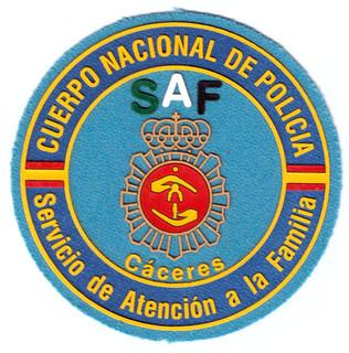 Policia Nacional Servicio de la Familia.