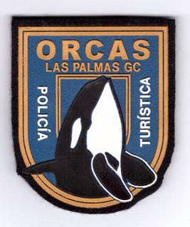Orcas, Touristenpolizei.jpg