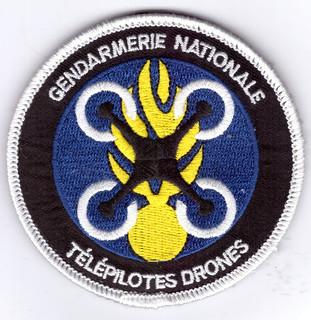 Gendarmerie Nationale Telepilotes Drones