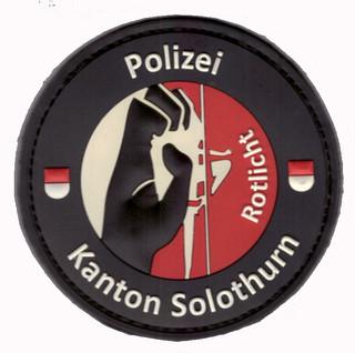 Kapo Solothurn-Rotlicht-nicht offiziell.