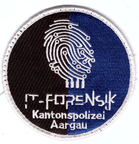 Kapo Aargau, Forensik.jpg