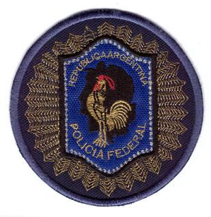 Policia Federal Argentinien (Bundespolizei)
