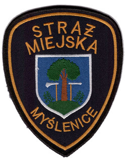 Stadtwache Myslenice-Polen.jpg