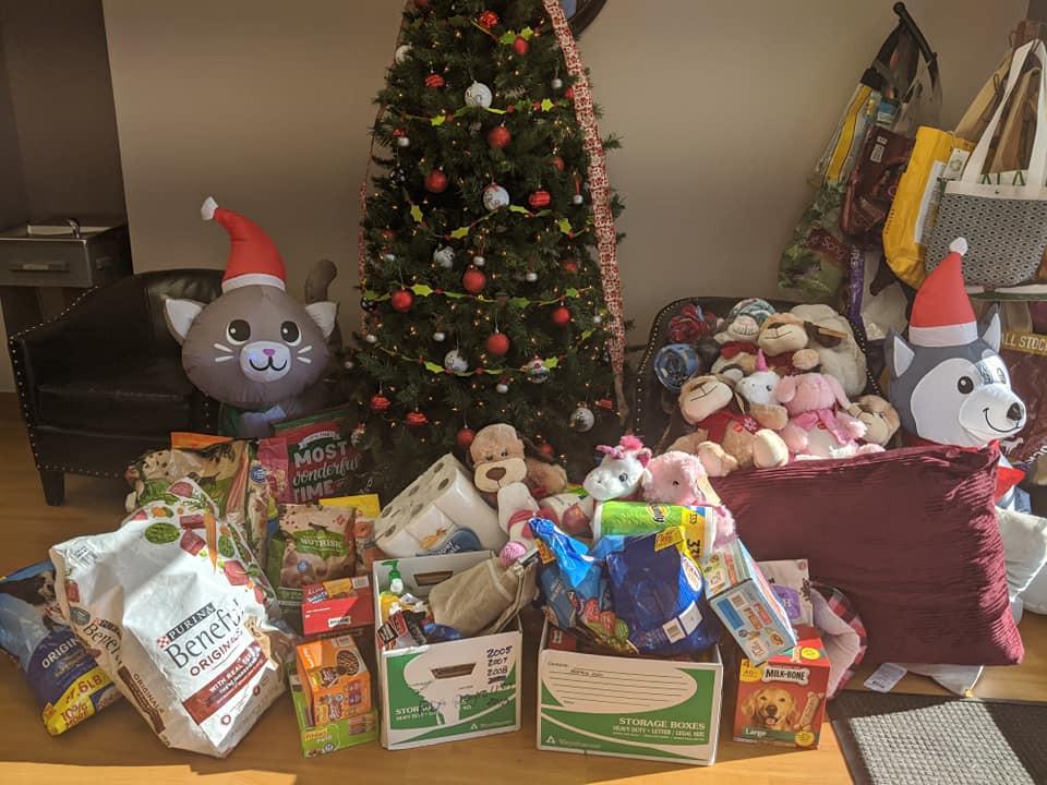 Cherokee Animal Shelter donations1.jpg