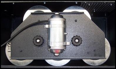 Powersweep KS1000 hopper filtration system