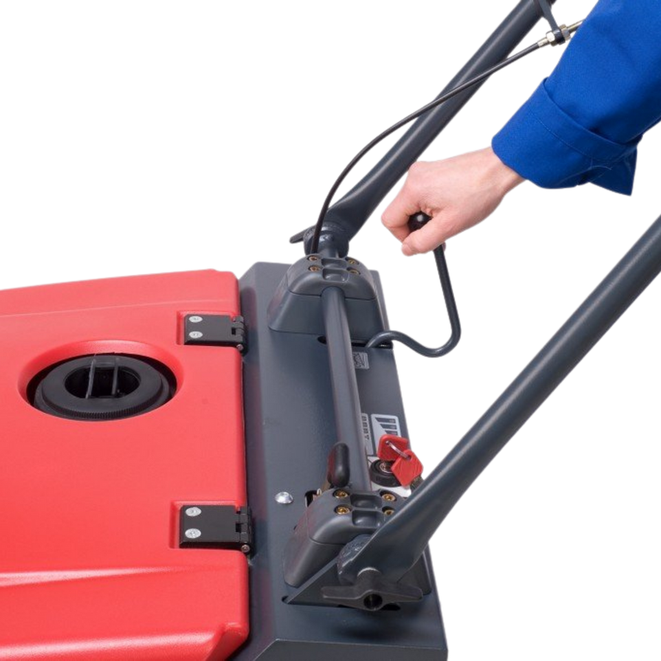 Cleanfix KS650 Filter Cleaner Lever