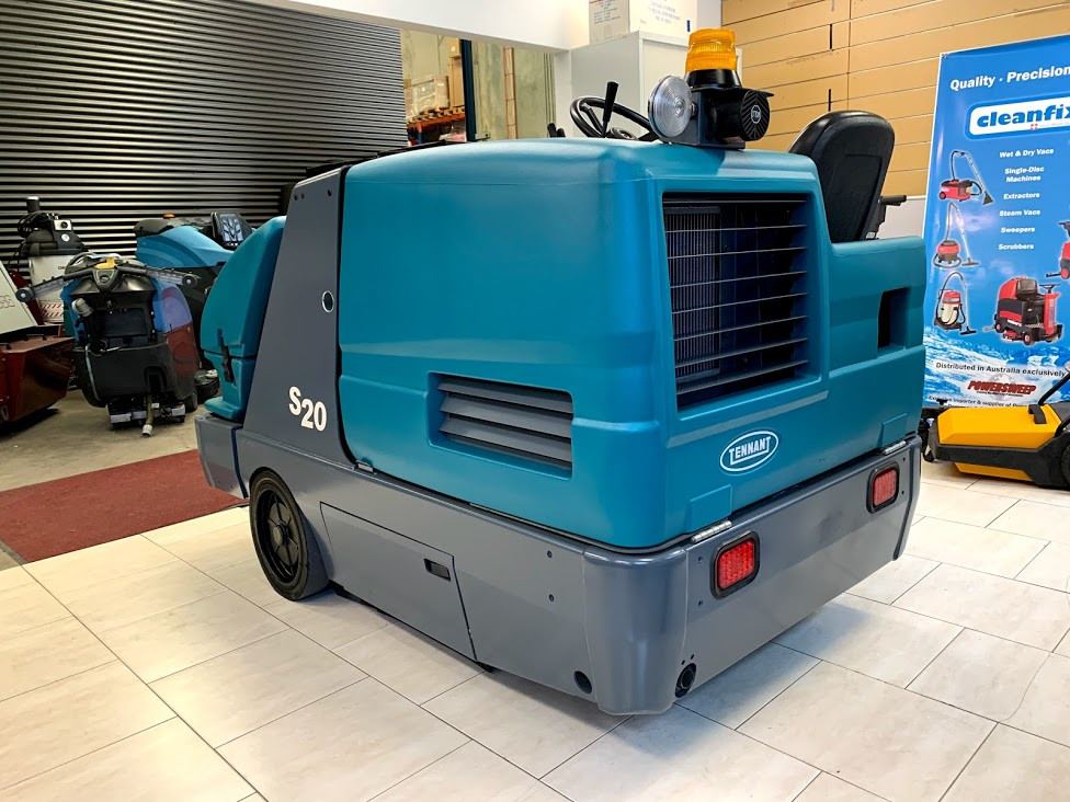 Tennant S20 sweeper for sale in Sydney