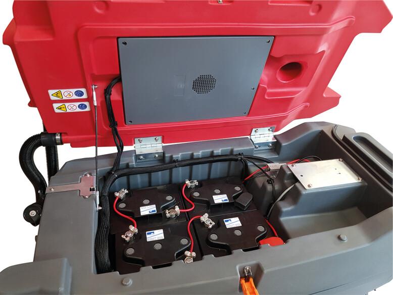 Cleanfix RA705 Battery set