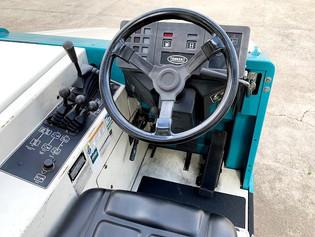 Tennant 355 operator console