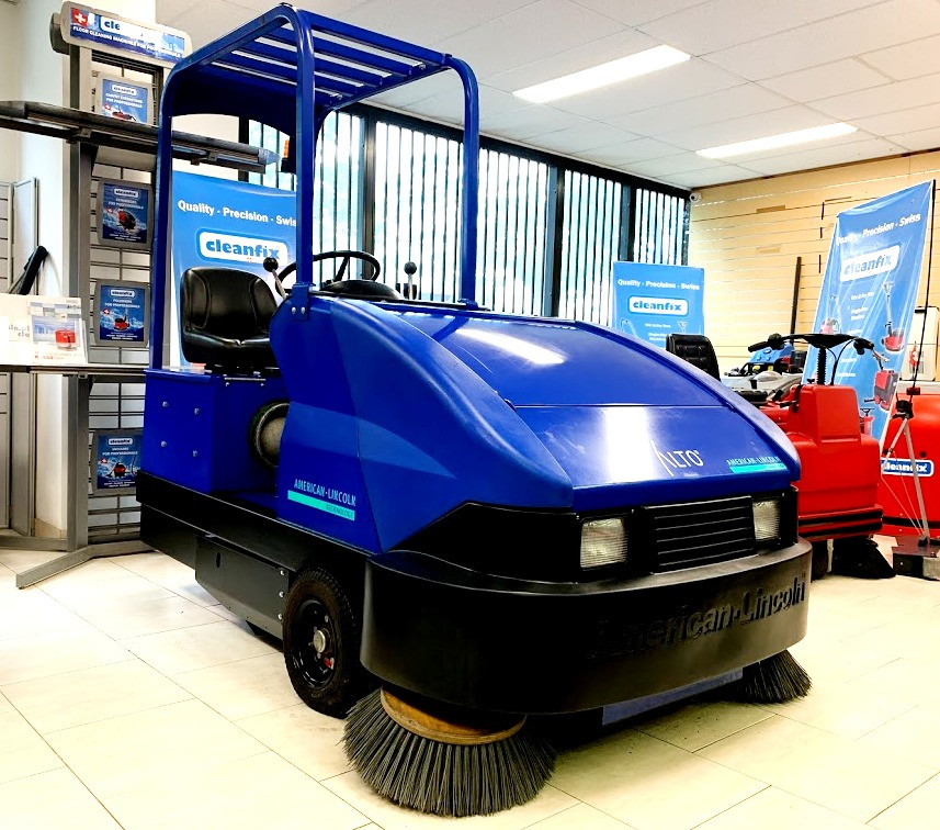 Alto sweeper for sale