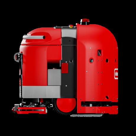 Cleanfix NAVI660 robotic scrubber