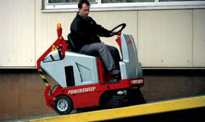 PS120 Sweeper