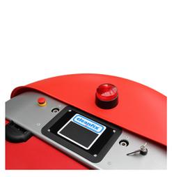Robo 660 Control Panel