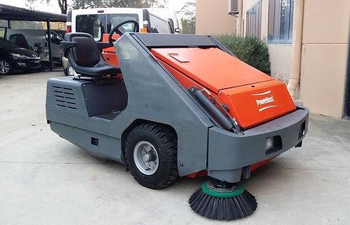 PowerBoss SW/9XR Sweeper -Diesel