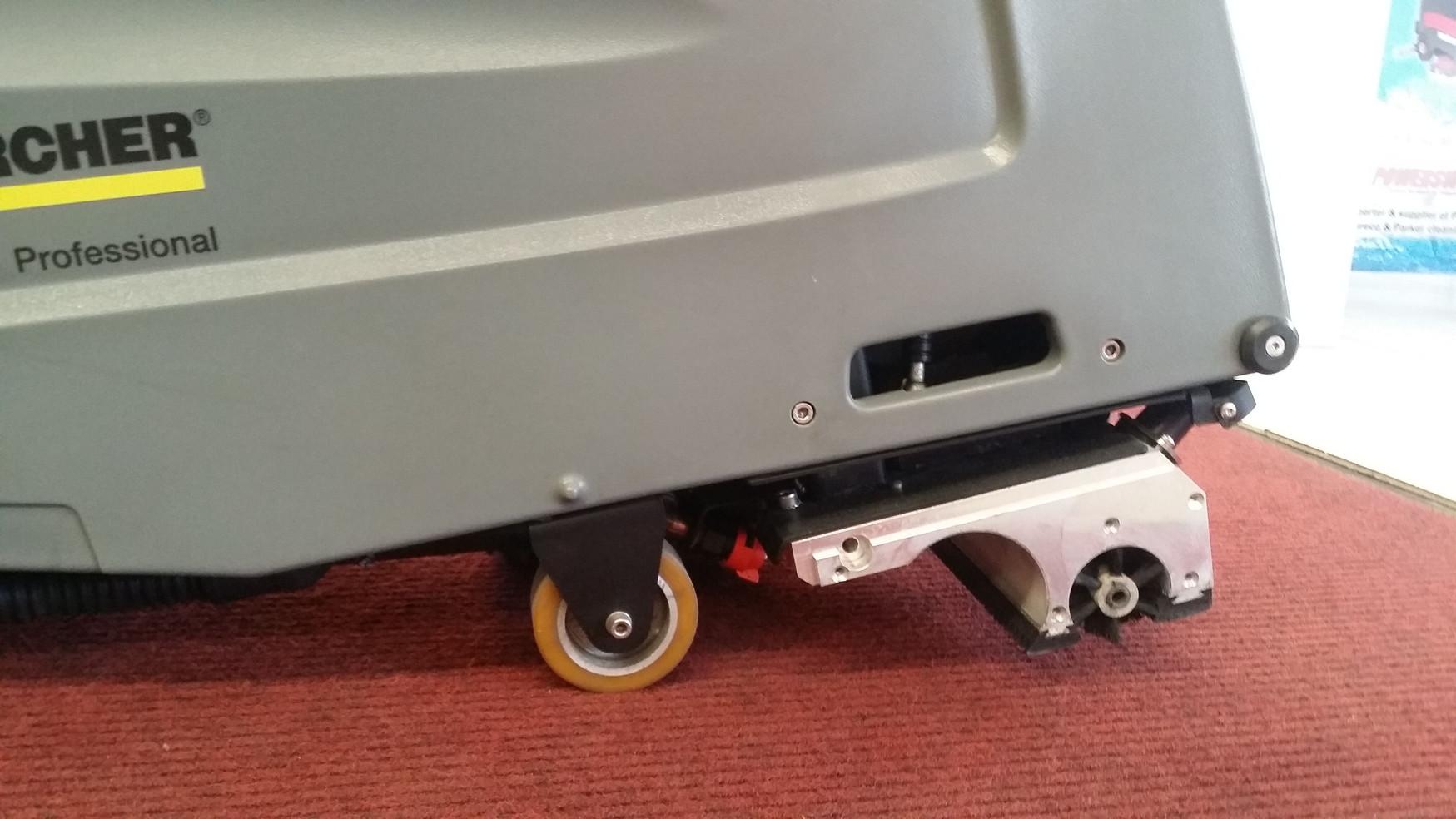 Escalator Cleaner Karcher