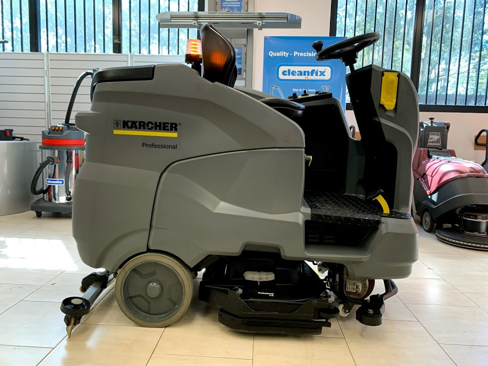 Karcher Ride On Scrubber B150R