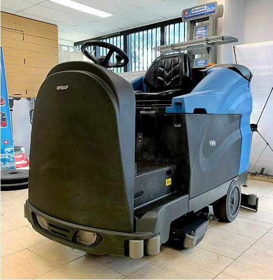 Used Fimap SMG120B scrubber for sale