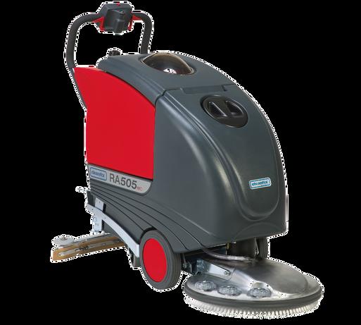 Cleanfix RA505IBC floor scrubber