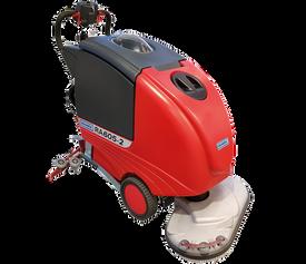 Cleanfix RA605 Floor scrubber