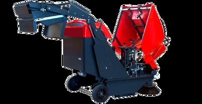 Powersweep PS150 Sweeper Hopper