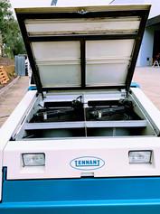 Tennant 800 filtration system
