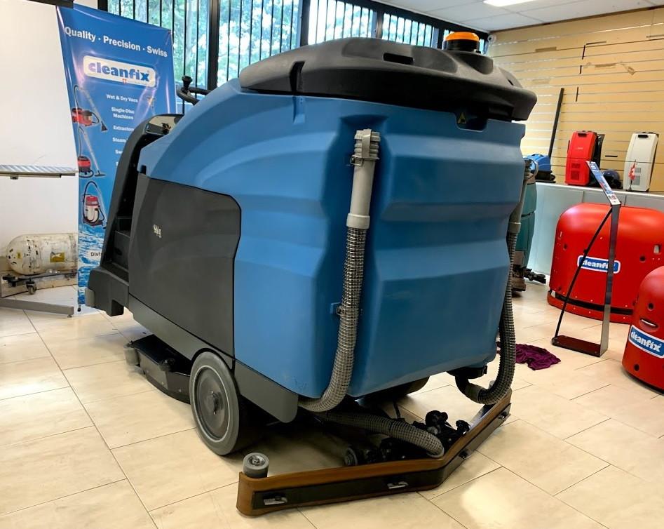 Fimap SMG120B rear view