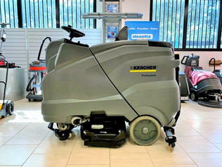 Karcher Ride On Floor Scrubber for sale