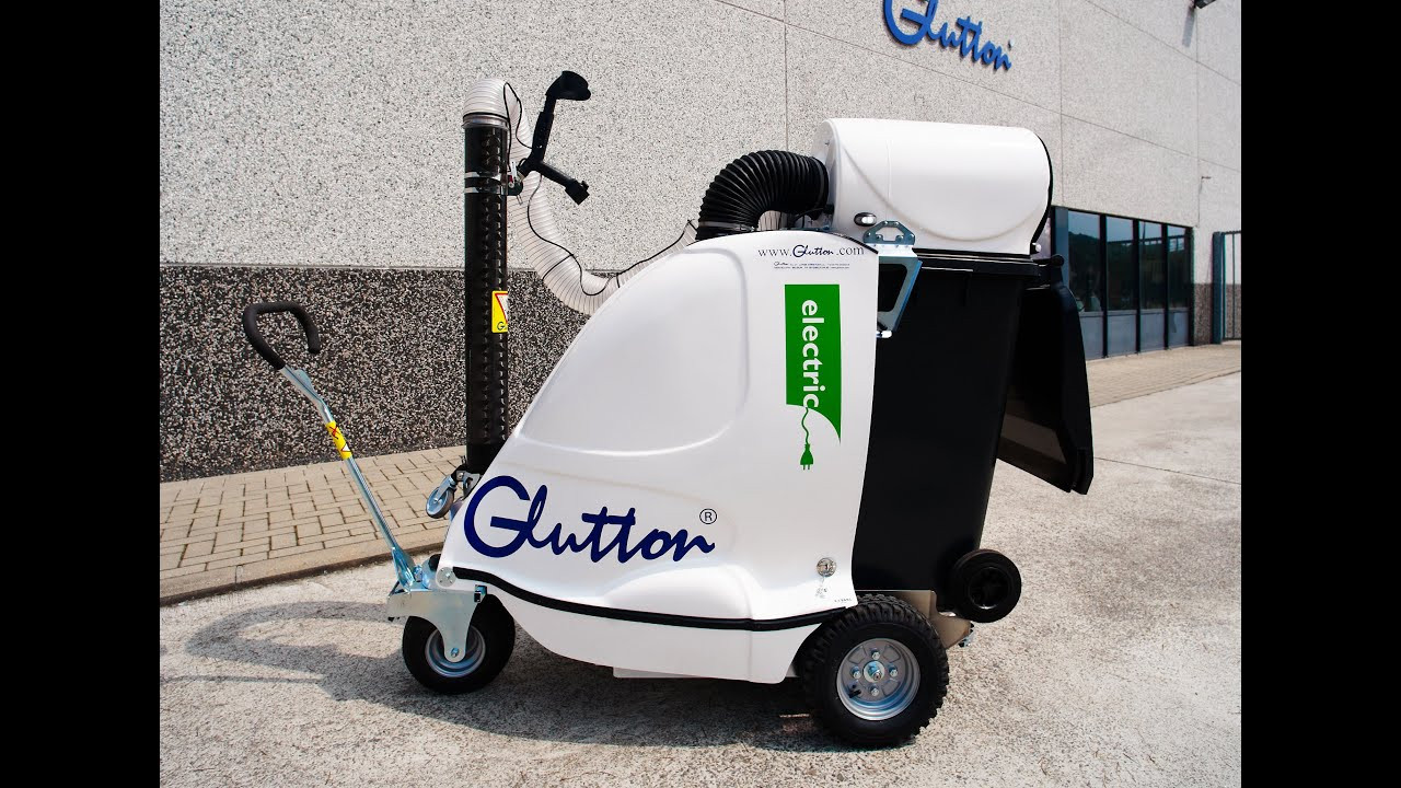 Pre Owned Glutton Litter Vacuum