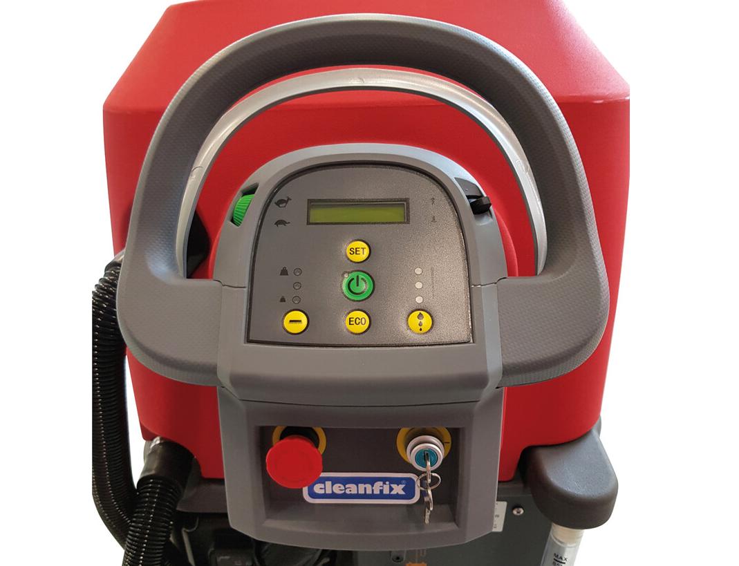 Cleanfix RA705 operator console
