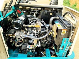 Tennant 355 Engine