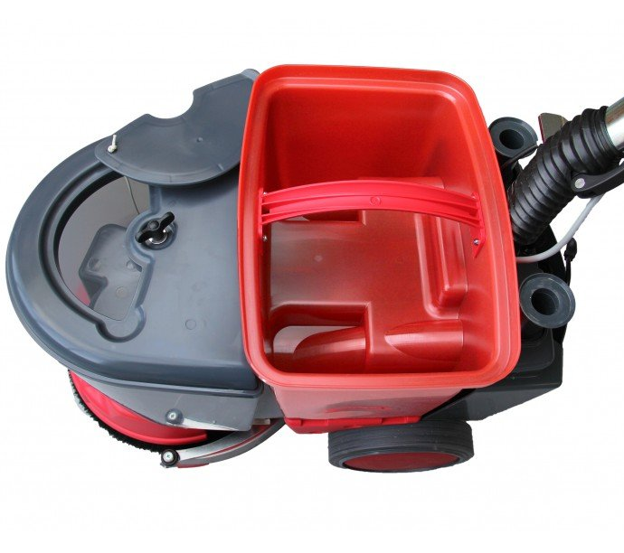Cleanfix RA395IBC floor scrubber recovery tank